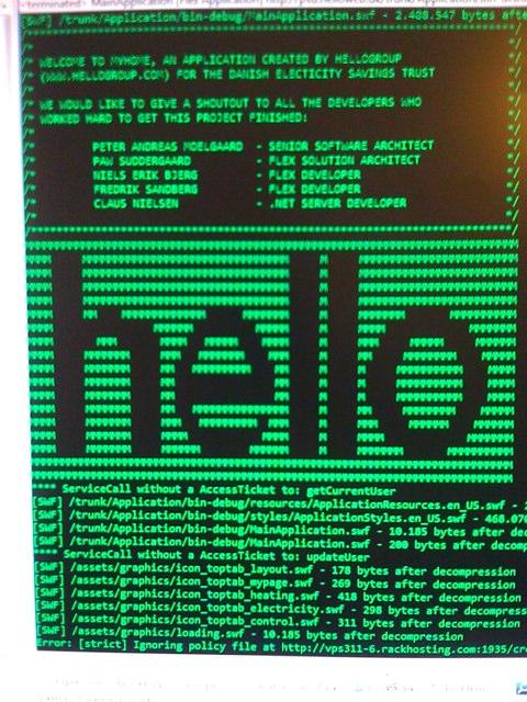 HelloConsole