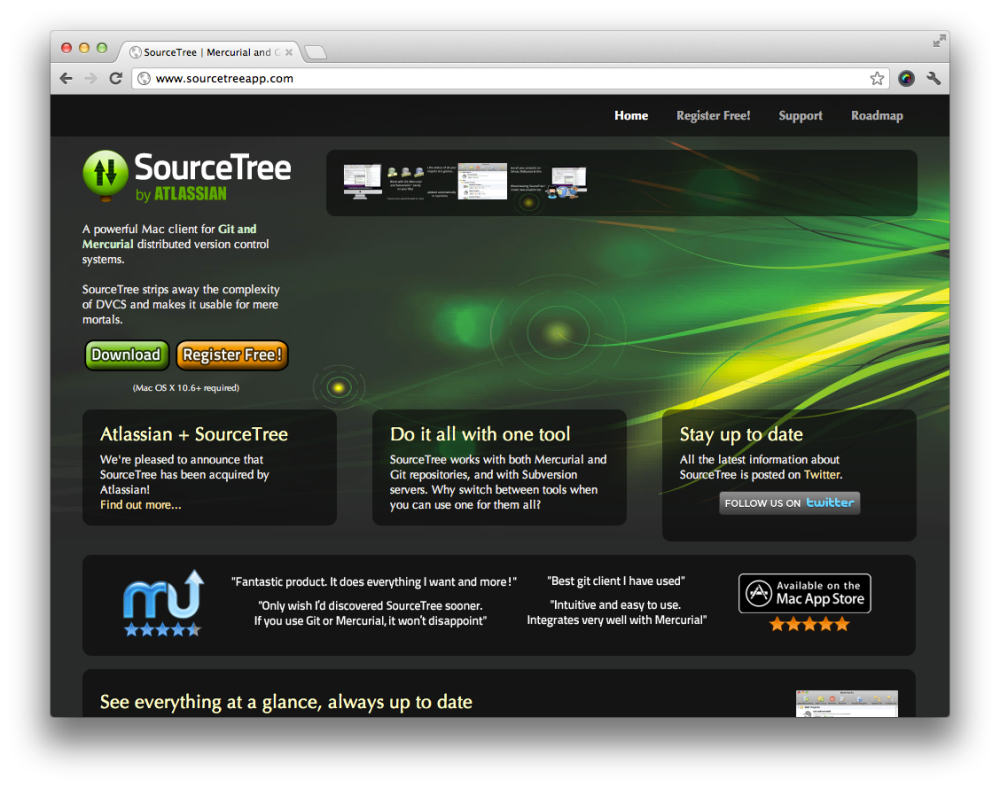 SourceTree – Formidable Git Client for MAC OSX   Forward